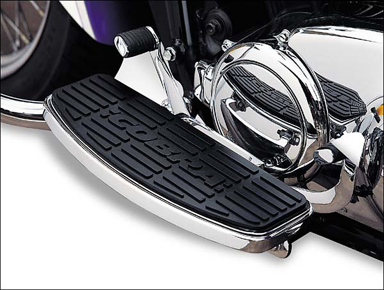 Kawasaki Valcan Foot Pegs For Passenger