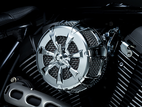 Hypercharger For Kawasaki Vulcan Custom
