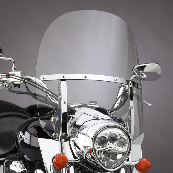 Kawasaki With Dakota   Windshield