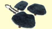 SaddleGel Sheepskin Gel Pads