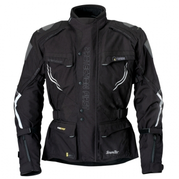 SAFETY Jacke Protection First Black