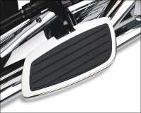 Cobra Passenger Floorboards - Swept
