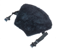 SaddleGel Sheepskin Gel Pad - Large