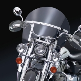 SwitchBlade Chopped Windshield - Vulcan 1600 Classic