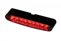 LED taillight STRIPE,red lens, E-mark