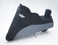 UltraGard Large Cruiser Cover - Black/Charcoal