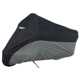 UltraGard Dresser/Bagger Cover - Black/Charcoal