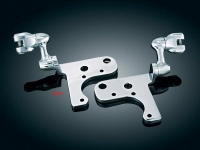 Adjustable Cruise Peg Mounts (Kawasaki) (pr)