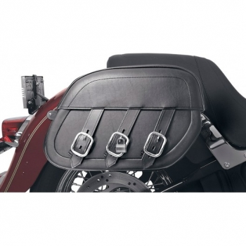 Rigid-Mount Universal Slant Saddlebags - Drifter Styling