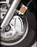 FRONT RIGHT CALIPER COVER - Vulcan 2000, Vulcan 1700 Voyager