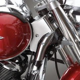 ABS CHROME NECK TRIM - Vulcan 900 Classic