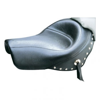Wide Touring Solo Seat - Studded - Honda Valkyrie 1997-2003