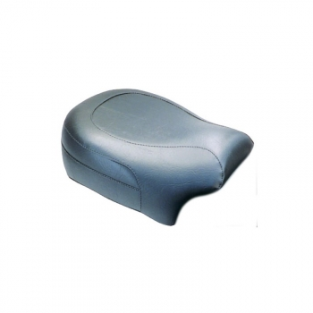 Wide Touring Rear Seat - Plain - Honda Valkyrie 1997-2003