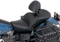 Explorer Seat Driver backrest - Vulcan 2000