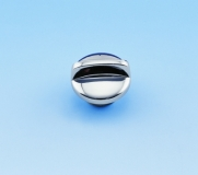 Chrome Oil Cap