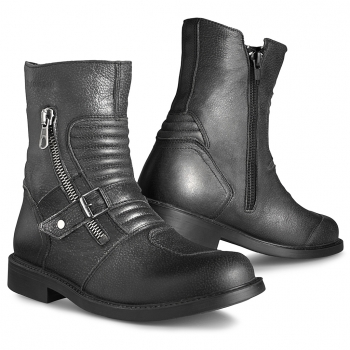 "STYLMARTIN - ""Cruise"" - waterproof motorcycle boots grey-black"