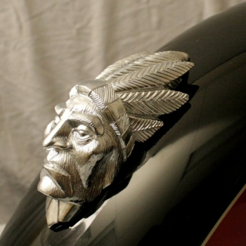 Fender Ornament ''Indian Head''