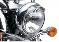 Headlight Visor