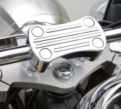 Billet Handlebar Clamp - Vulcan 1700