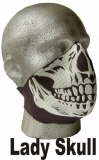 "Face Mask ""Lady Skull"""