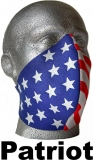 "Face Mask ""Patriot"""