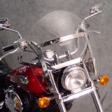 SwitchBlade Shorty Windshield - Vulcan 800 A