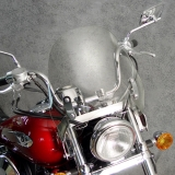 SwitchBlade Deflector Windshield - Vulcan 800 A