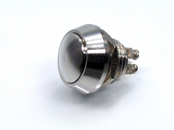 Motogadget Button Switch compact (M12), stainless