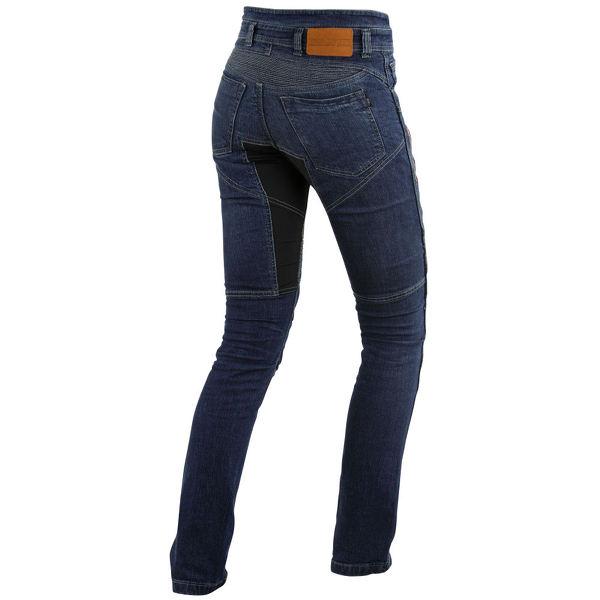vn kevlar jeans parado blau mit t v ce damen. Black Bedroom Furniture Sets. Home Design Ideas
