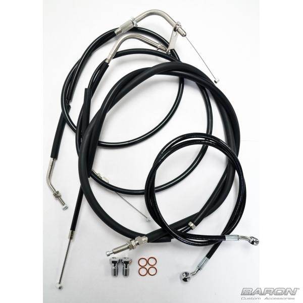 Vn custom kit z ge leitung f r yamaha bolt for Yamaha bolt ape hangers
