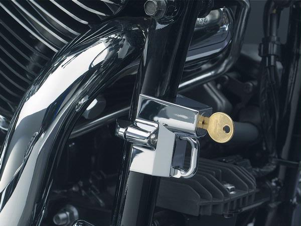 Yamaha Road Star Saddlebag Locks