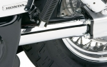 Chrome Drive Shaft Cover - Honda VTX 1300 C/S + 1800 C/N/R/S/F
